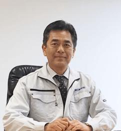 代表取締役社長 小野裕二の姿